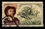Stamps Spain -  2310.- Personajes Españoles
