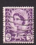 Stamps United Kingdom -  Reinado de Isabel II