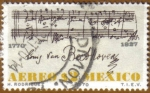 Stamps Mexico -  Musica