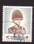 Stamps Asia - Thailand -  REY RAMA IX