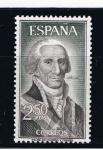 Sellos de Europa - España -  Edifil  1655  Personajes españoles.