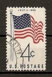 Sellos de America - Estados Unidos -  Fiesta Nacional.
