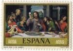 Sellos de Europa - España -  2541.- Dia del sello.Juan de Juanes.(IV Centenario de su muerte)