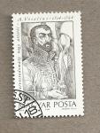 Sellos de Europa - Hungría -  Médicos ilustres