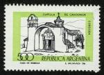 Sellos de America - Argentina -  ARGENTINA - Conjunto y estancias jesuíticas de Córdoba