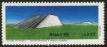 Stamps Brazil -  BRASIL - Brasilia