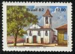 Sellos de America - Brasil -  BRASIL - Centro histórico de Diamantina