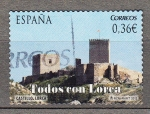 Sellos de Europa - España -  Castillo de Lorca (696)