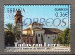 Sellos de Europa - España -  Santuario Lorca (697)
