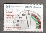 Sellos de Europa - España -  Respeta la velocidad (701)