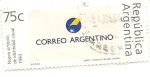 Stamps : America : Argentina :  Correo Privado