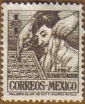 Stamps Mexico -  Pro-alfabetizacion