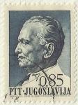Stamps Yugoslavia -  PRESIDENTE TITO