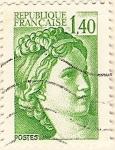 Sellos de Europa - Francia -  Postes France