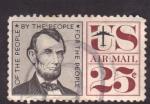 Stamps United States -  Del Pueblo,  para el Pueblo,  por el Pueblo