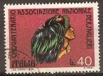 Sellos de Europa - Italia -  Asociación Nacional Bersaglieri.