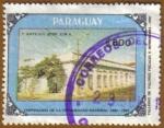 Stamps America - Paraguay -  Centenario Universidad