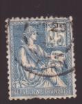 Sellos de Europa - Francia -  correo postal