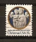 Sellos de America - Estados Unidos -  Navidad-78.