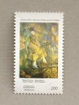 Stamps Asia - Armenia -  Panna Paskevich