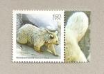 Sellos de Asia - Armenia -  Ursus arctus