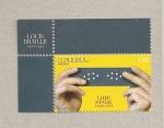 Sellos del Mundo : Asia : Armenia : Louis Braille