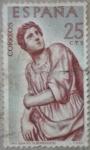 Sellos de Europa - España -  san benito (a berruguete) 1962
