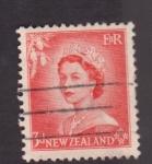Sellos del Mundo : Oceania : Nueva_Zelanda : reinado de isabel II