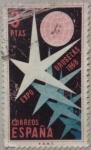 Sellos de Europa - España -  expo bruselas 1958