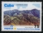Sellos de America - Cuba -  CUBA - Paisaje arqueológico de las primeras plantaciones de café de Cuba