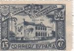Sellos de Europa - España -  Pro Unión Iberoamericana-  Pabellón de América Central    (I)