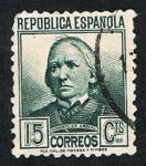 Stamps Europe - Spain -  REPUBLICA ESPAÑOLA