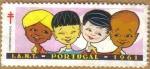 Sellos de Europa - Portugal -  Racismo