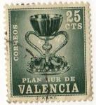 Sellos de Europa - España -  5.- Plan Sur.