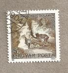 Stamps Hungary -  10 Congreso Mundial de Espeleología