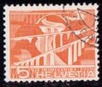 Sellos del Mundo : Europa : Holanda : Viaductos