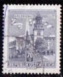 Sellos de Europa - Austria -  Salzburgo