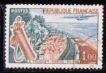 Stamps France -  Paisaje