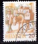 Sellos de Europa - Suiza -  Oficios