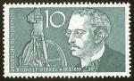 sellos de Europa - Alemania -  RUDOLF DIESEL - DEUTSCHE BUNDESPOST