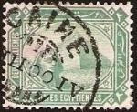 Stamps Africa - Egypt -  Clásicos - Egipto