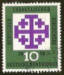 Sellos de Europa - Alemania -  EVANGELISCHER KIRCHENTAG - DEUTSCHE BUNDESPOST
