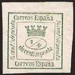 Sellos del Mundo : Europa : España : Clásicos - España