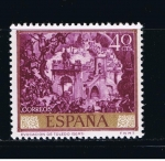 Sellos de Europa - España -  Edifil  1711  José Mª Sert. Día del Sello.