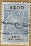 Stamps Europe - Portugal -  ESCUDO de ARMAS