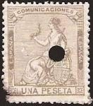 Stamps Europe - Spain -  Clásicos - España