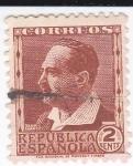Stamps Spain -  Vicente Blasco Ibañez      (I)