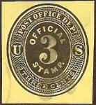 Stamps America - United States -  Clásicos - Estados Unidos
