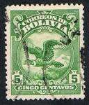 Sellos de America - Bolivia -  CONDOR