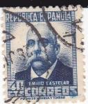 Stamps : Europe : Spain :  Emilio Castelar     (I)